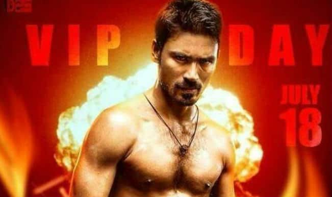 Dhanush starrer mints Rs.5.18 crore first day