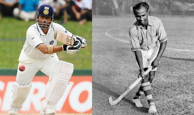Hockey legend Dhyan Chand switched with Sachin Tendulkar for Bharat Ratna by PMO!