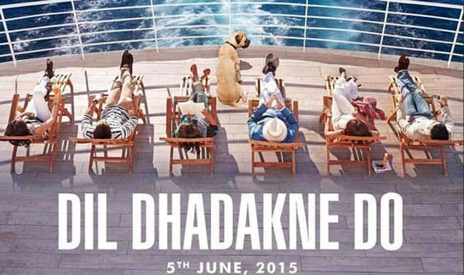 'Dil Dhadakne Do' first poster out: Check it out here!