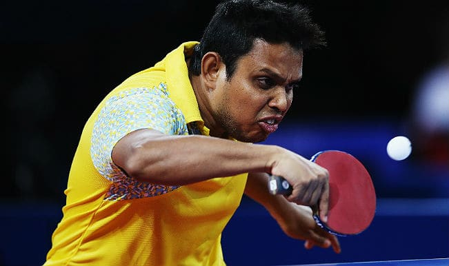 Indian men's, women's Table Tennis teams win at Commonwealth Games 2014
