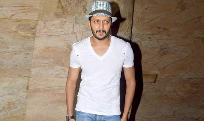 Why has Riteish Deshmukh turned into a Bank-Chor?