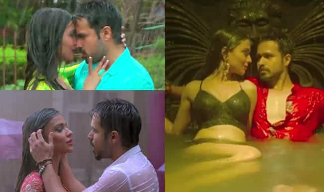 Watch 'Raja Natwarlal' song 'Tere Ho Ke Rahenge': Emraan Hashmi romances Humaima Malick in the rains!