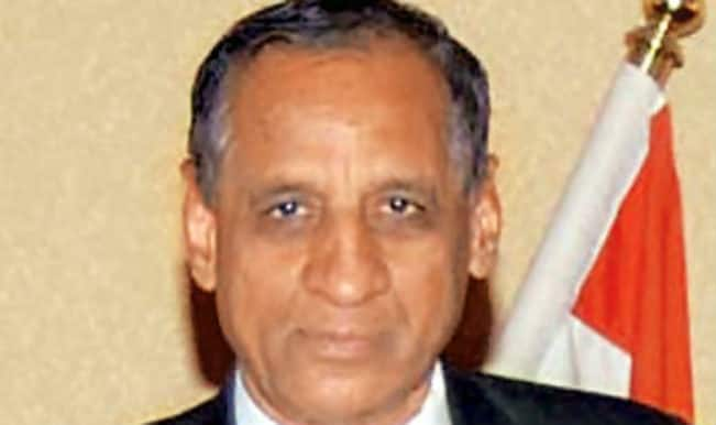 VVIP chopper scam: Central Bureau of Investigation questions Andhra Governor E S L Narsimhan