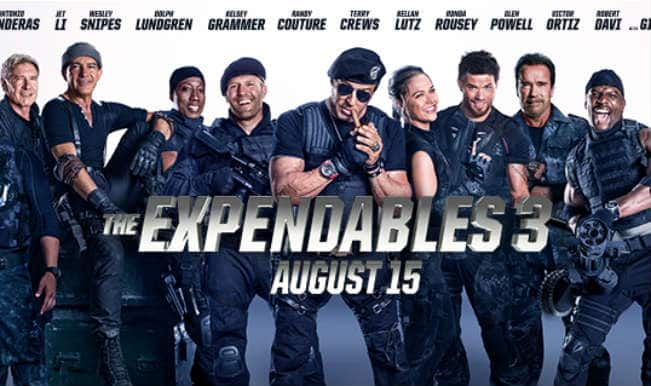 'The Expendables 3′ leaks online, illegally downloaded by thousands all over the world!