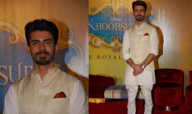 fawad khan_khoobsurat