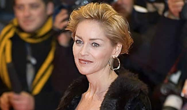My derriere like triple crème brie: Sharon Stone