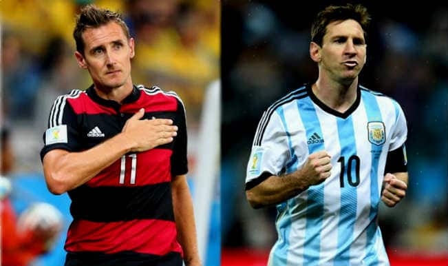 Germany vs Argentina, FIFA World Cup 2014 Final Match Preview: European powerhouse takes on traditional South American flair