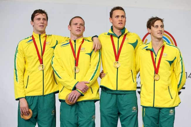 Commonwealth Games 2014: Day 4 in pictures!
