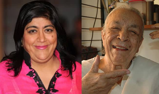 Gurinder Chadha: Zohra Sehgal was a born show-woman!