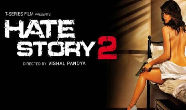 Jay Bhanushali: Hate Story 2 not an erotic thriller