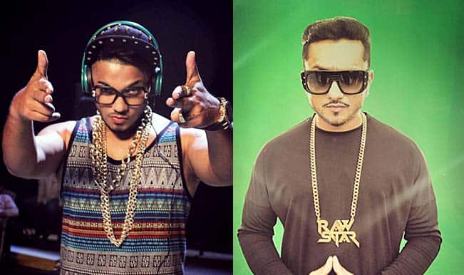 Watch: Raftaar warns Yo Yo Honey Singh with 'Swag Mera Desi'!