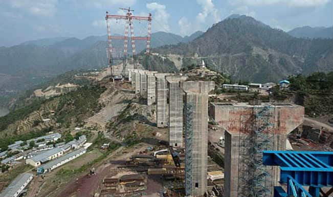 India to have world's highest railway bridge in the Himalayas by 2016