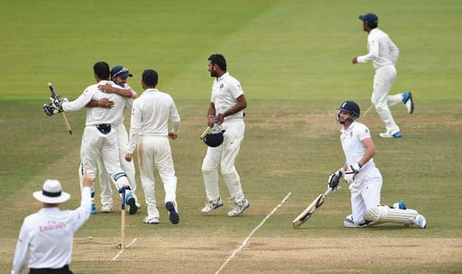India win Test match at Lord's: Twitter congratulates Ishant Sharma and team India