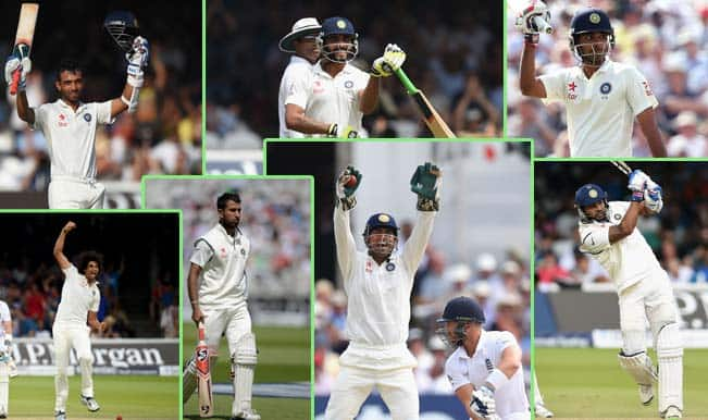 India vs England Lord's Test : 5 Positives for Team India