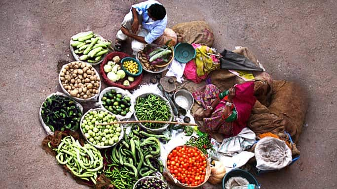 India's inflation eases to four-month low
