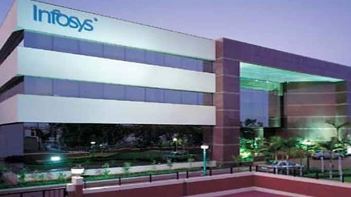 Infosys net profit up in first quarter