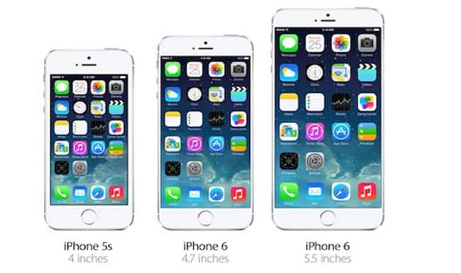 iPhone 6 5.5 inch variant may not launch this year