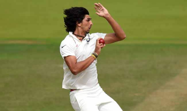 Ishant Sharma's stellar performance catches the attention of the media