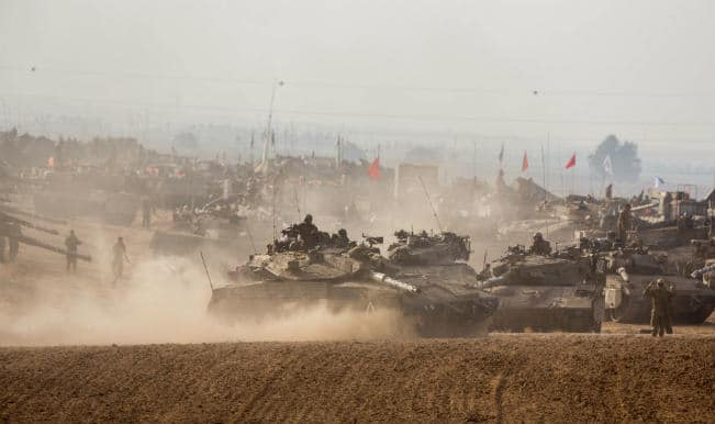 Israel launches ground offensive in Gaza; 1 soldier killed