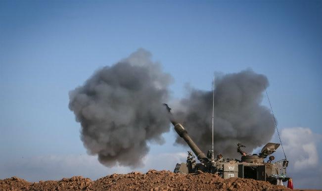 Israeli airstrike hits Hamas leader's house in Gaza