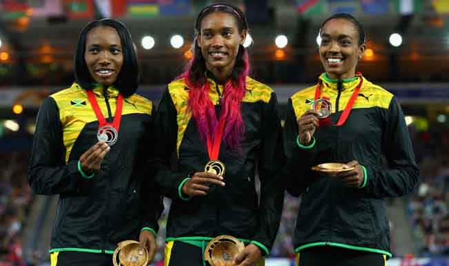 Jamaica and Kenya dominate track and field events at Commonwealth Games 2014
