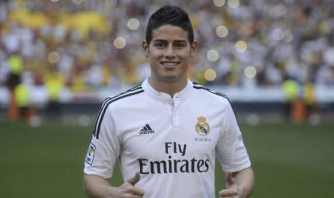 James Rodrigues_Real Madrid