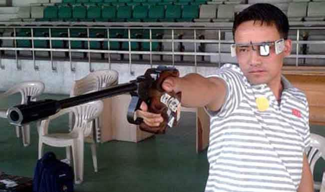 Jitu Rai wins 7th Gold for India, breaks Commonwealth Games record at 50m Men's Pistol finals