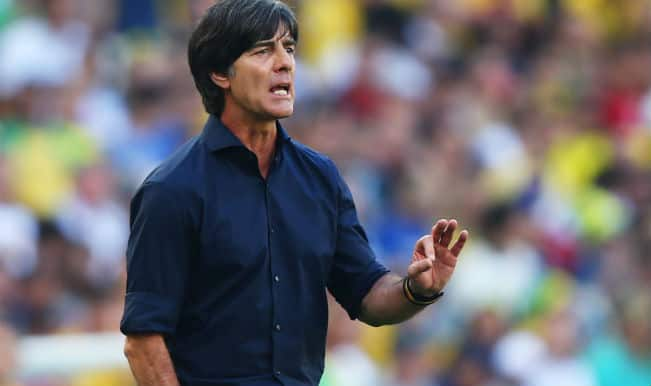 Joachim Loew relishing 'beautiful' semi against Brazil