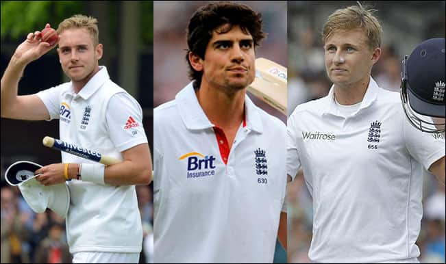 Joe-root,-Alistair-cook,-stuart-broad