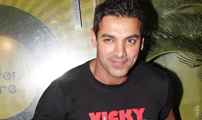 John Abraham to shed 17 kgs for football biopic