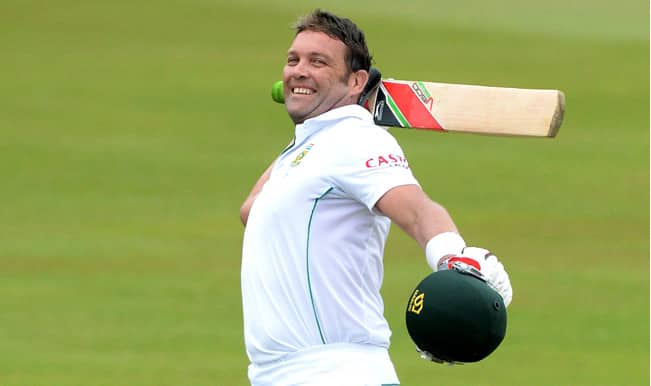 South African legend Jacques Kallis calls time on his international career!