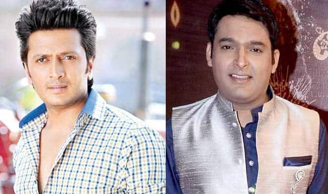 Can Riteish Deshmukh be a better Bank-Chor than Kapil Sharma?