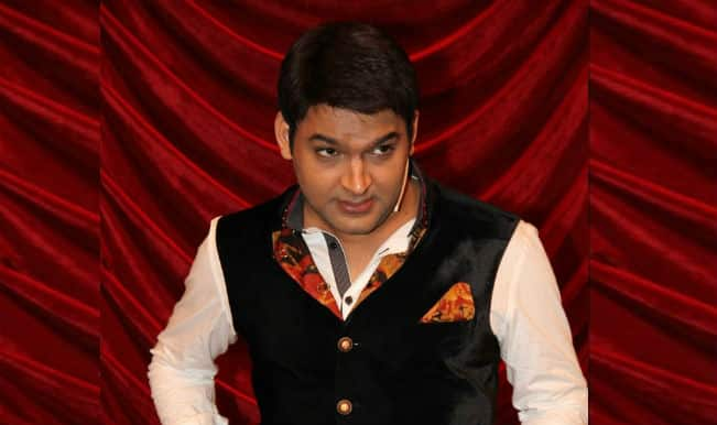 Is Kapil Sharma comparing himself with Salman Khan and Shah Rukh Khan?