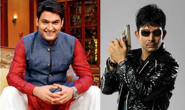 Kapil Sharma vs Kamal R Khan