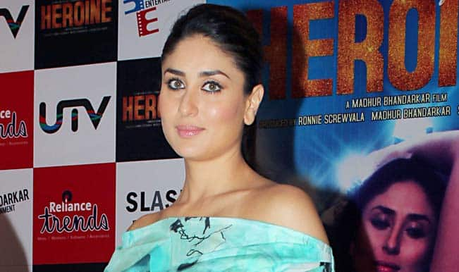Saif Ali Khan's daughter, Sara not interested in films: Kareena Kapoor