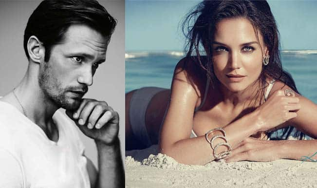 Dating katie holmes