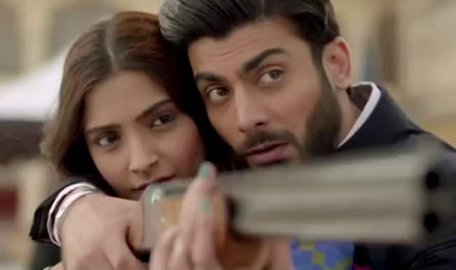 Khoobsurat trailer: Quirky Sonam Kapoor in Fawad Khan's regal paradise!