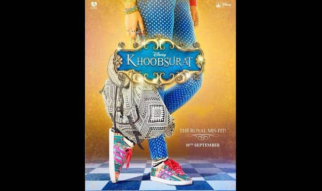 First look of Sonam Kapoor's 'Khoobsurat' is out!