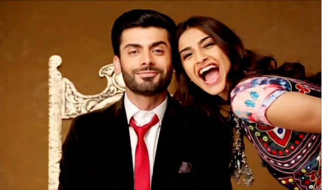 Khoobsurat teaser: Sonam Kapoor and Fawad Afzal Khan's magical first kiss!