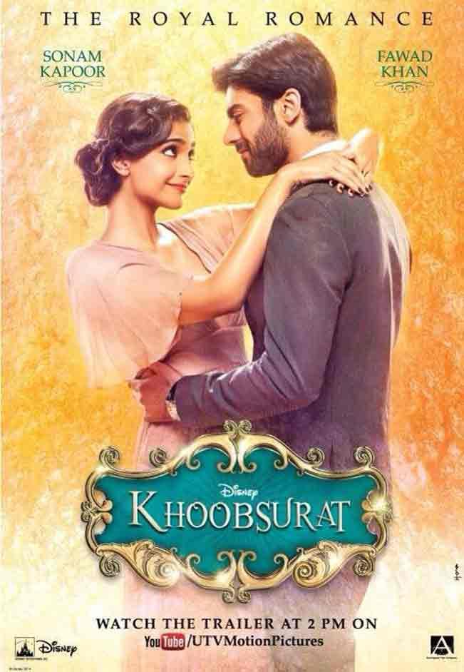 Khoobsurat_Poster3