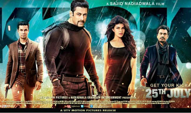 Kick film review: Salman Khan is kick-ass; his Kick – the movie – isn't!