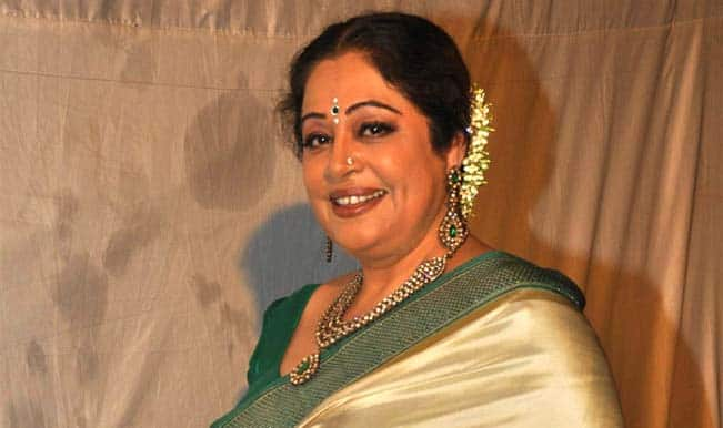 Kirron Kher is the only Indian face on Zindagi!