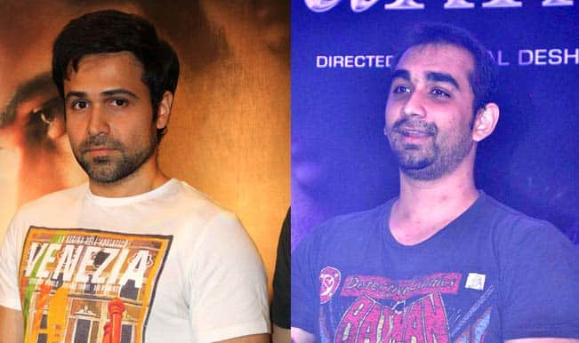 Emraan Hashmi makes my work better: Kunal Deshmukh