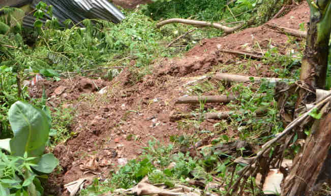 Pune landslide: 10 killed as hillock crashes on nearby village