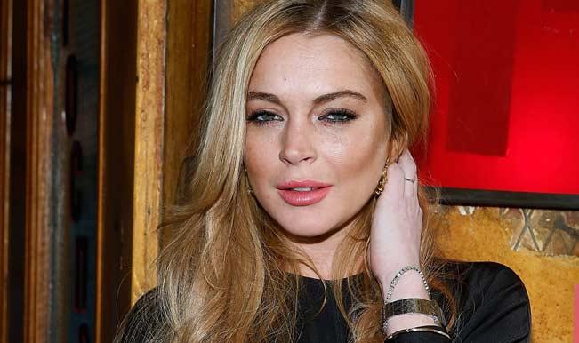Is Lindsay Lohan in love again?