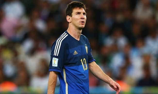 Lionel Messi squanders chance to join the greats after losing to Germany
