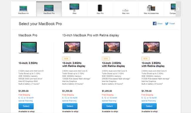 Apple's MacBook Pro with the best ever Retina Display has arrived