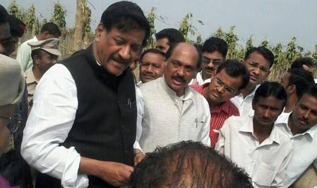 Confident of Congress-NCP alliance: Maharashtra Chief Minister