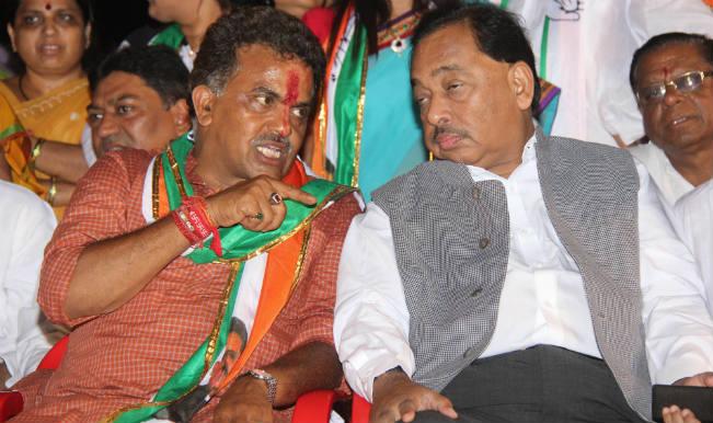 Narayan Rane resigns from Maharashtra Cabinet