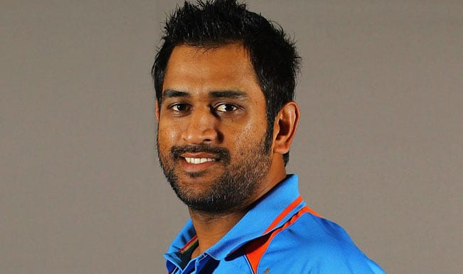 Indian cricket team captain Mahendra Singh Dhoni reveals retirement plans!